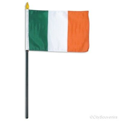 Irish Flag (Small) - Ireland Souvenir Party Event Travel Gift