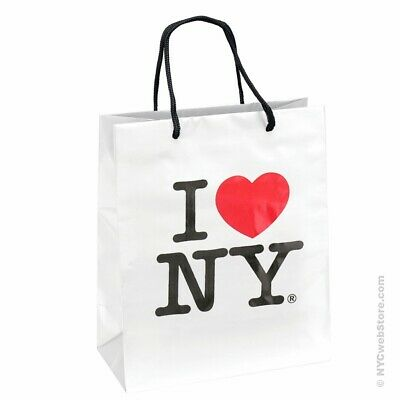 I Love NY Gift Bags (Large) - New York City Souvenir Party Event Travel Gift
