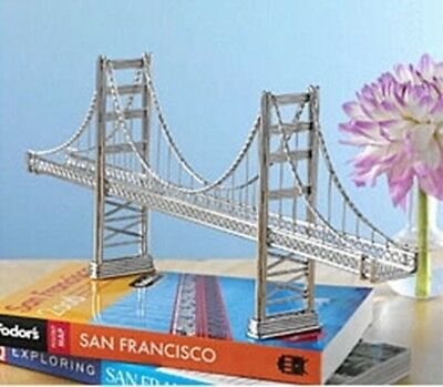 Golden Gate Bridge Wire Model