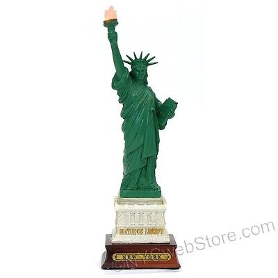 9 Inch Light-Up Statue of Liberty Statue