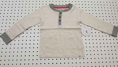 Burt's Bees Toddler Boys' Organic Cotton Long Sleeve Tee ( 2T, 3T, or 4T)