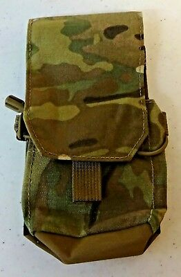 Tactical Tailor Adjustable Retention Scar Double Mag Single Pouch New W/out Tags