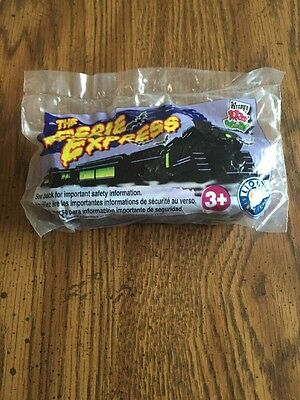 Lionel Trains The Eerie Express BLUE Train Wendy's Toy Premiums NEW Sealed