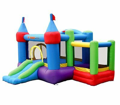 Inflatable Dream Castle Ball Pit Bounce House Kids Birthday Party Boys Girls