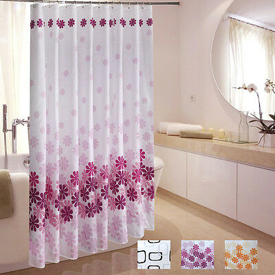 rideaux de douche salle de bain textiles maison items picclick fr. Black Bedroom Furniture Sets. Home Design Ideas