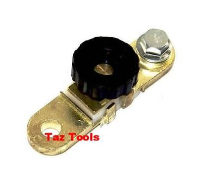 Side Post Battery Terminal Link Quick Cut-off Disconnect Master Kill Shut Power
