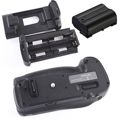 MB-D17 Pro Vertical Control Battery Grip Pack for Nikon D500+1 x EN-EL15 Battery