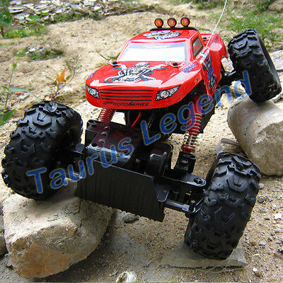 1:12 Remote Control Car Rock Crawler King 4WD Off Road Monster Truck NQD-4WD05