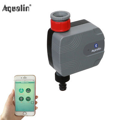Bluetooth Water Tap Timer Garden&Home Irrigation Controller Suit Iphone/Android