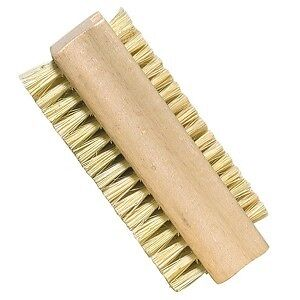 Redecker Untreated Beechwood Nail Brush Manicure Pedicure Scrubbing