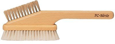 Redecker PC Cleaning Brush Antistatic with Goat hair and Bristles