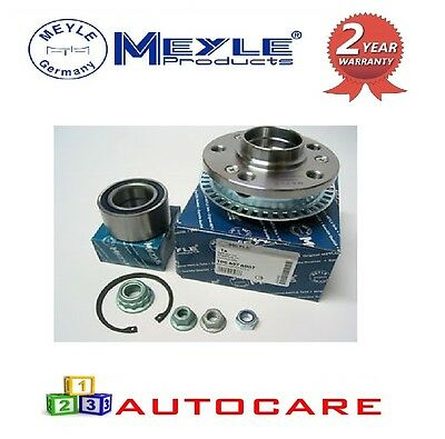 MEYLE - Front Hub Flange & Wheel Bearing Kit for VW Mk4 Golf & Bora