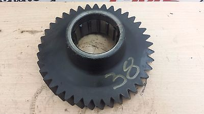 Massey Ferguson Gear 38 teeth  #3797531M1