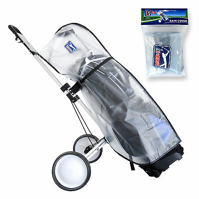 PGA TOUR Raincover Golf Cover Shield - Universal fitting Waterproof with Zip