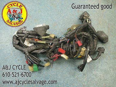 1996 1997 honda cbr 900rr wire harness electrical harness 1996 1998 honda cbr 600 f3 wire harness electrical harness guaranteed