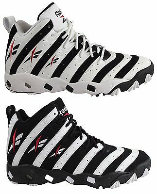 REEBOK MENS TECH 90's TRAIN BASKETBALL BOOTS/HITOPS/TRAINERS/SPORTS SHOES