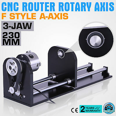 Rotary Axis For 60W Co2 Laser Engraving Cutting Machine Engraver Cutter Usb Port