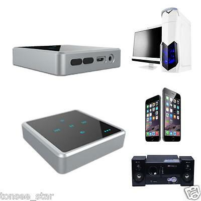 ZF-380 Bluetooth Wireless Audio USB Transmitter Receiver Touch Control Adapter