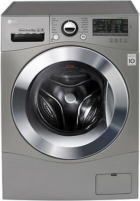 NEW LG WD1409NPE 9kg Front Load Washing Machine