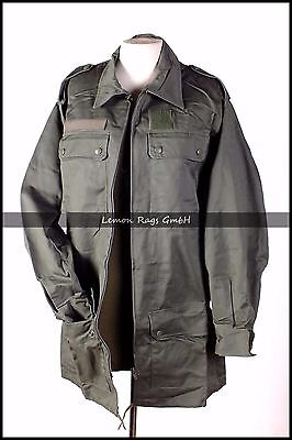 Original Französische Armeejacke Air Force Vintage