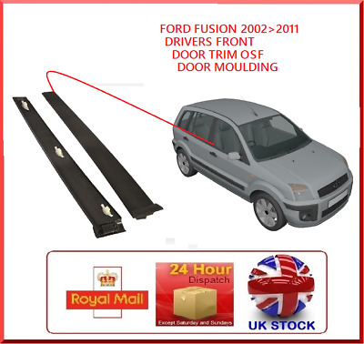 Ford Fusion 2001-2013 OSF Drivers Side Front Door Trim Panel 1690268 B Pillar