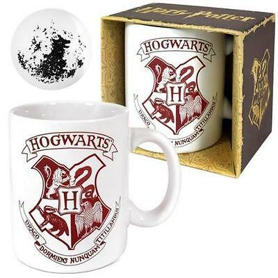 Harry Potter - Hogwarts Crest Ceramic Mug - New & Official Warner Bros In Box