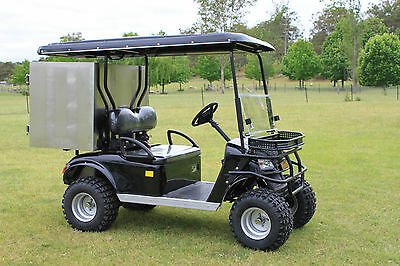 Hawk Electric All Terrain Swb Laundry Cart