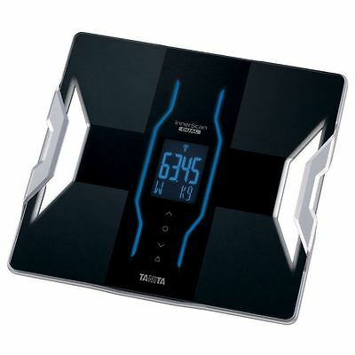 Tanita RD901BK Bluetooth Body Composition Monitor Scale - Black
