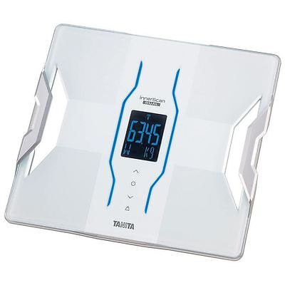 Tanita RD901WH Bluetooth Body Composition Monitor Scale - White
