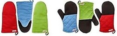 Judge Traditional Single Oven Mitt Glove  Colours JTE02