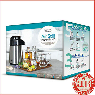 SALE Still Spirits Air Still Mini Distillery Kit Still Spirits home brew brewing