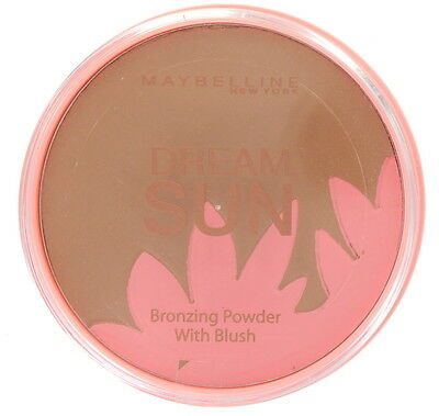 Maybelline Dream Sun Bronzing Powder With Blush 16g