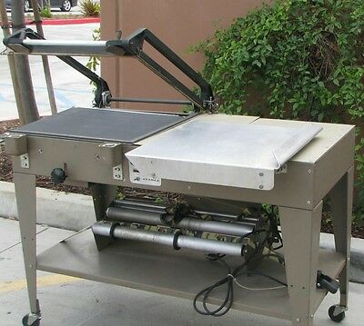 Clamco L Bar Sealer Mo.# 772-20- Sealers- Packaging Machinery