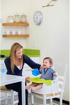 Keter Feeding Chair Baby Child Meal High Booster Seat Easy Dine Adjustable Tray
