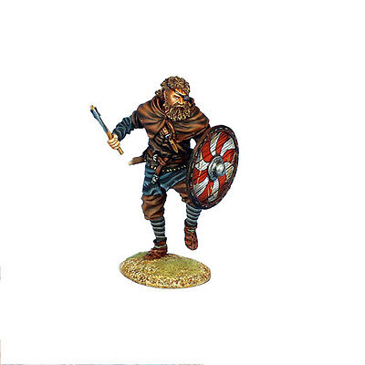 VIK009 One Eyed Viking Warrior w/Sword & Axe by First Legion