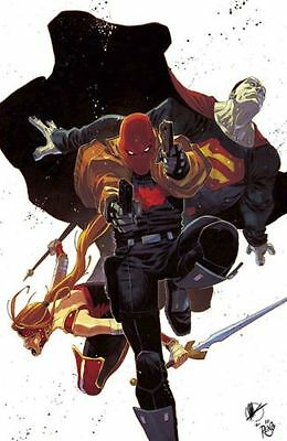 Dc Red Hood And The Outlaws #1 Variant Dc Universe Rebirth