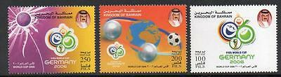 Bahrain Mnh 2006 World Cup Set