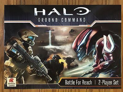 HALO Ground Command: Battle For Reach Two Player Set
