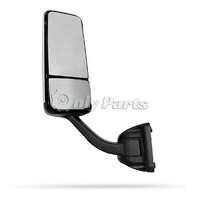 Freightliner Cascadia Mirror Left Hand Drivers Side Chrome OEM Part# A2269637008
