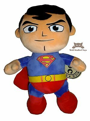 "Superman Soft Toy 12"" DC Comics Official Products 506019"
