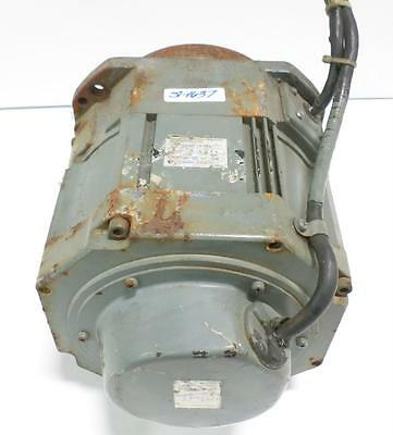 Yaskawa Electric Ac Servo Motor Usaded-13-Yr21