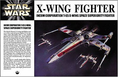 NEW Fine Molds Star Wars X- Wing Fighter SW1 1/72 scale kit