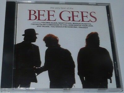 The Very Best Of The Bee Gees (1990) - CD Album