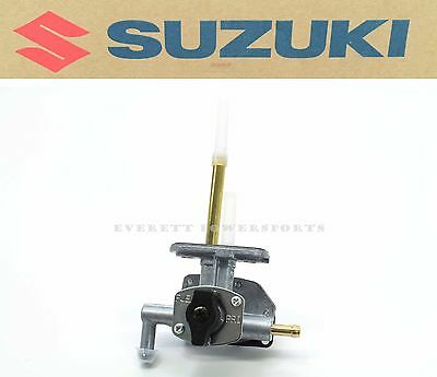Suzuki Fuel Gas Valve Petcock 02 03 04 05 06 LTF250 Ozark Manual Tap #Y03
