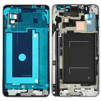 Samsung Galaxy Note 3 N900 Middle Frame Bezel Mid Plate Chassis Housing N9000