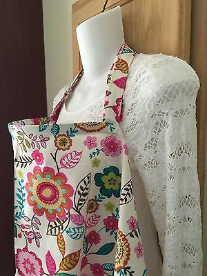 NEW  >NURSING COVER like HOOTER hider* BREASTFEEDING Cover Flower Dream