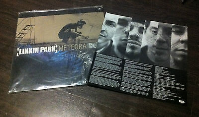 Rare 2003 Linkin Park Meteora 1St Germany Press Gatefold 2X Lp Vinyl Shrink Wrap