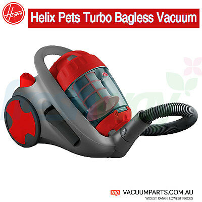 Hoover Helix Pets Turbo Bagless Vacuum Cleaner
