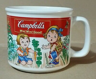 Collectible Campbell's Soup Mug