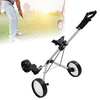 Chariot de golf 3 roues 3 Wheel Push/Pull trolley Golf Cart